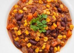 Chili con Couscous