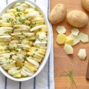 Soll man Kartoffeln vor dem Kochen schälen oder nicht?