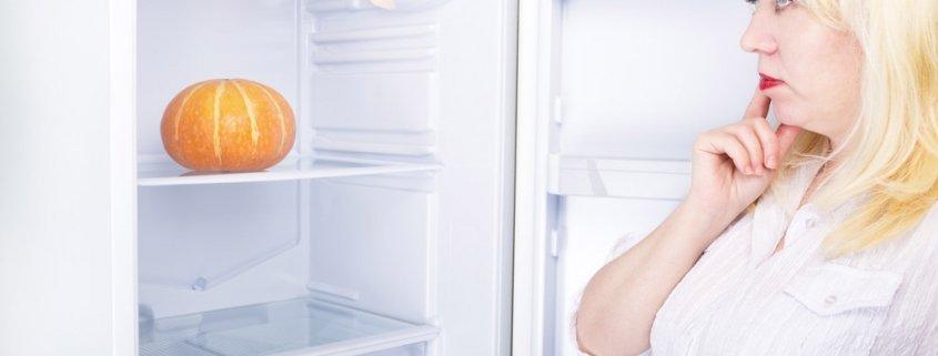 Wir gehören nicht in den Kühlschrank!