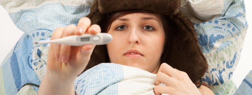 Atemwegsinfekt oder Coronavirus: Wann ist`s was?