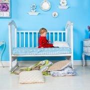 Rituale helfen Kindern beim Einschlafen
