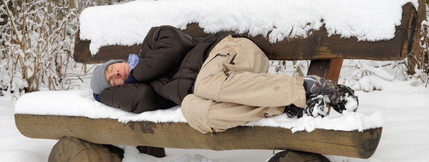 Die Blicke der Anderen veränderten mich – der Tag eines Obdachlosen